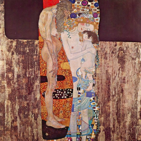 Three ages of a Woman by Klimt.jpg