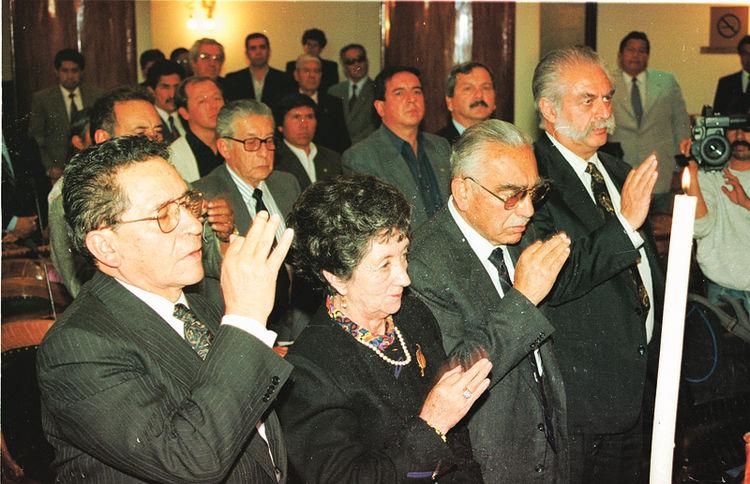 30 Años de Democracia. 30 Personajes, 30 Hechos (4/6)