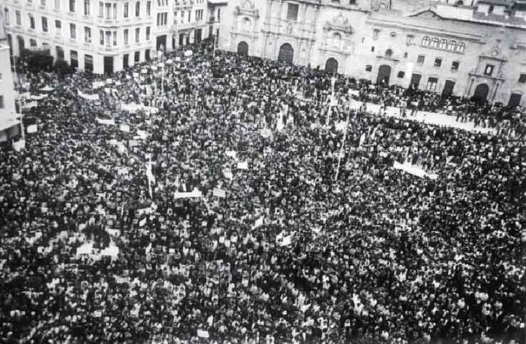 30 Años de Democracia. 30 Personajes, 30 Hechos (1/6)