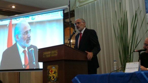 """Intervención en la Conf. Int. """"Misión Presidencial Latinoamericana"""" en Asunción"""