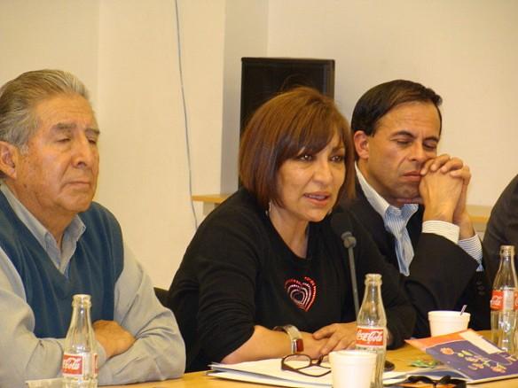 Mela Márquez, directora ejecutiva de la Cinemateca