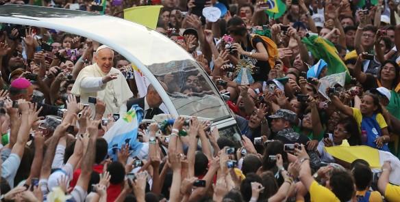 papa-francisco-rio-janeiro-brasil-papamovil-23072013-getty