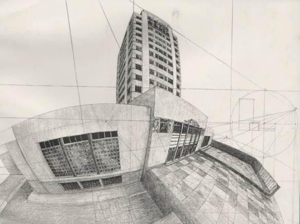 Dibujo de Andrés de Mesa Gisbert