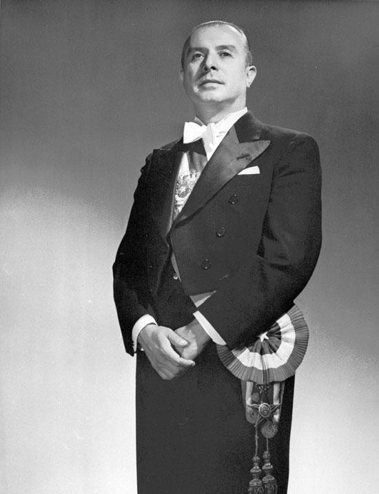 Presidente de Chile Gabriel González Videla