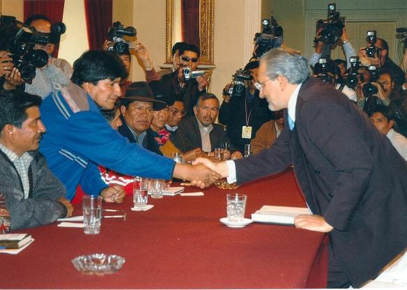 Evo Morales Ayma (2006 a la fecha)