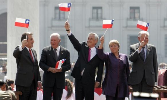 Presidentes-de-Chile