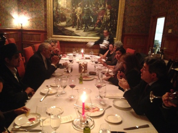 Con los representantes permanentes de Sudamérica y México ante la OEA (5/11/2014)