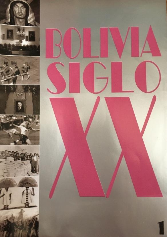 carlos libros bolivia siglo xx