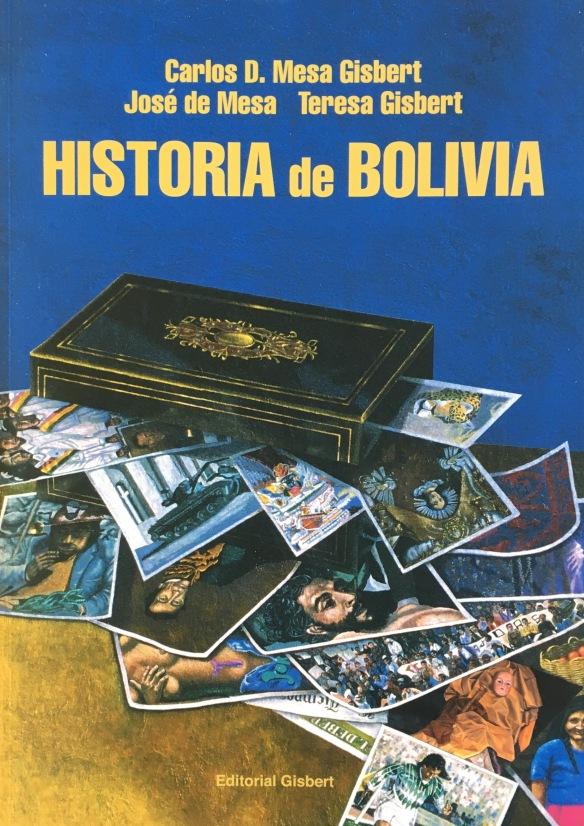 carlos libros historia de bolivia